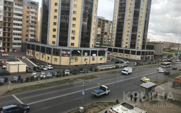 1-комнатная квартира, 40 м², 4/9 этаж, проспект Шакарима Кудайбердиулы 31 за 11.5 млн 〒 в Нур-Султане (Астана), Алматы р-н