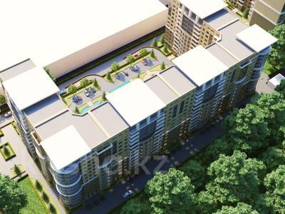 2-комнатная квартира, 74.7 м², Толе би — Гагарина за ~ 27.6 млн 〒 в Алматы, Алмалинский р-н