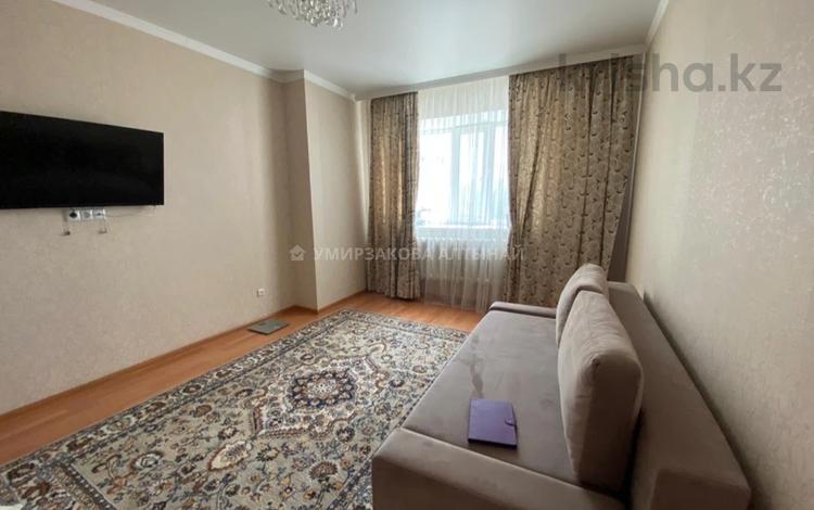 1-комнатная квартира, 47 м², 3/9 этаж на длительный срок, Кюйши Дины 30 — Майлина за 120 000 〒 в Нур-Султане (Астане)