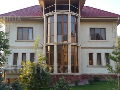 6-комнатный дом, 500 м², 8 сот., Оспанова — Достык (Ленина) за 285 млн 〒 в Алматы, Медеуский р-н