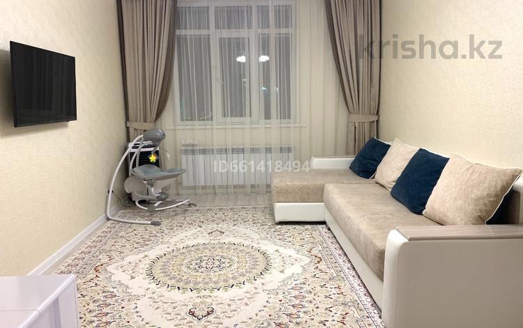 2-комнатная квартира, 65 м², 16/16 этаж, Улы Дала 21а за 30 млн 〒 в Нур-Султане (Астана), Есиль р-н