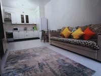 2-комнатная квартира, 55 м², 6/15 этаж посуточно, Манаса 109а — Абая за 14 000 〒 в Алматы