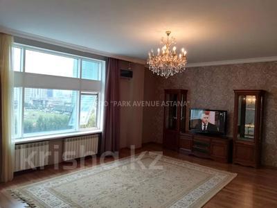 3-комнатная квартира, 140 м², 5/22 этаж посуточно, Динмухамеда Кунаева 12/2 за 17 000 〒 в Нур-Султане (Астана), Есиль р-н — фото 7