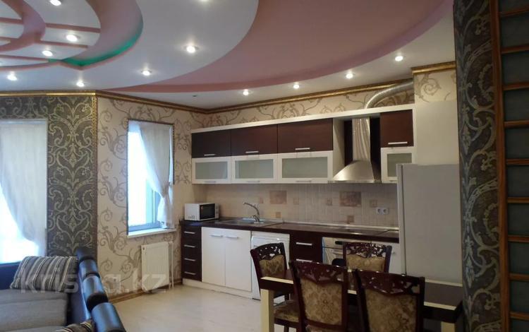 2-комнатная квартира, 80 м², 10/22 этаж посуточно, мкр Самал-2, Достык 97б — Аль-Фараби за 13 000 〒 в Алматы, Медеуский р-н