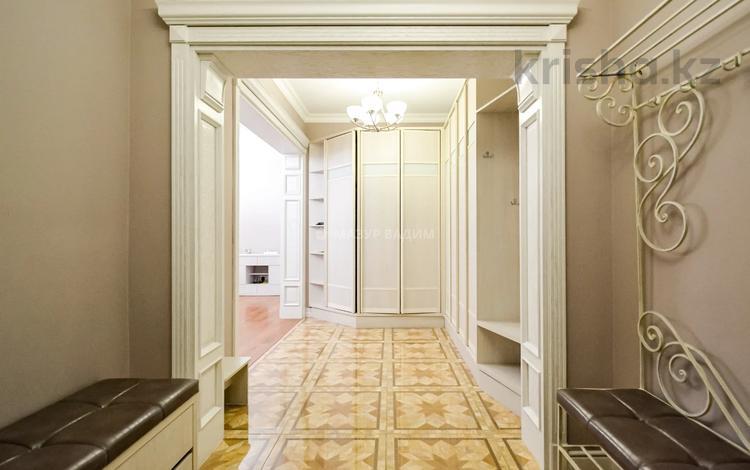 4-комнатная квартира, 200 м², 2/4 этаж, мкр Ерменсай, 5-й переулок — Аль-Фараби за 120 млн 〒 в Алматы, Бостандыкский р-н