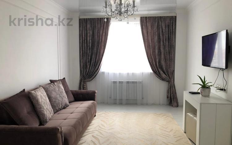 1-комнатная квартира, 43 м², 6 этаж помесячно, Кошкарбаева 37 за 100 000 〒 в Нур-Султане (Астана), Алматы р-н