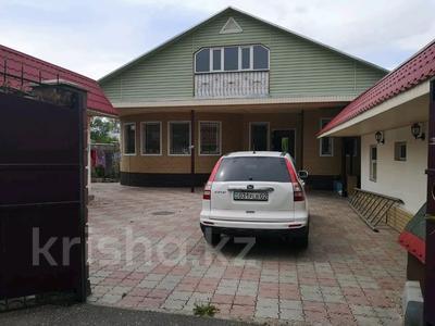 4-комнатный дом, 166 м², 6 сот., Жибек Жолы за 25 млн 〒 в Шамалгане