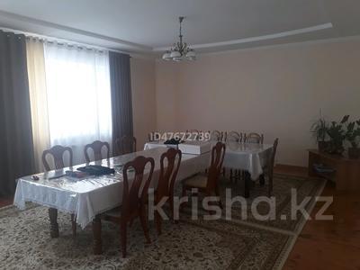 8-комнатный дом, 300 м², 10 сот., Акадэмгородок 415 — Байдибек би за 85 млн 〒 в Шымкенте, Каратауский р-н