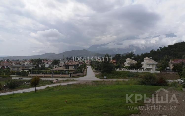 Участок 10.6 соток, Antalya Kemer kiriş 2 — Sokak 4 за 88 млн 〒 в Кемере