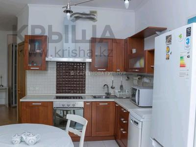 2-комнатная квартира, 80 м², 5/20 этаж помесячно, Кабанбай батыра 87 за 300 000 〒 в Алматы, Алмалинский р-н