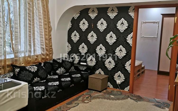 2-комнатная квартира, 39 м² посуточно, Чайкиной 3 а — Достык за 8 000 〒 в Алматы, Медеуский р-н