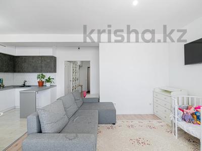 1-комнатная квартира, 42 м², 24/24 этаж, Кайыма Мухамедханова 15 за 17.3 млн 〒 в Нур-Султане (Астане), Есильский р-н
