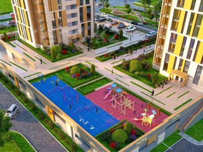 1-комнатная квартира, 38.7 м², 5/16 этаж, Е-126 — Коргалжын шоссе за ~ 9.7 млн 〒 в Нур-Султане (Астана), Есиль р-н — фото 8