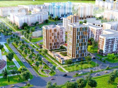 1-комнатная квартира, 38.7 м², 5/16 этаж, Е-126 — Коргалжын шоссе за ~ 9.7 млн 〒 в Нур-Султане (Астана), Есиль р-н — фото 2