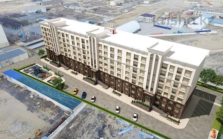 2-комнатная квартира, 63.1 м², 32 В микрорайон за ~ 10.4 млн 〒 в Актау