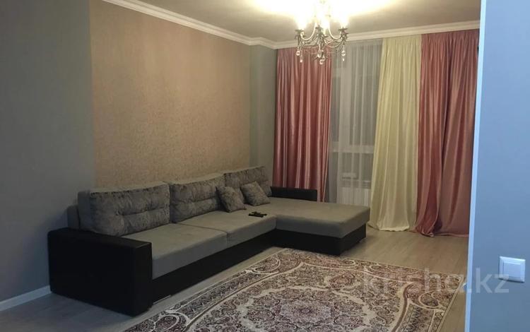 2-комнатная квартира, 70 м², 3/12 этаж помесячно, Сарайшык 5/1 за 140 000 〒 в Нур-Султане (Астана), Есиль р-н