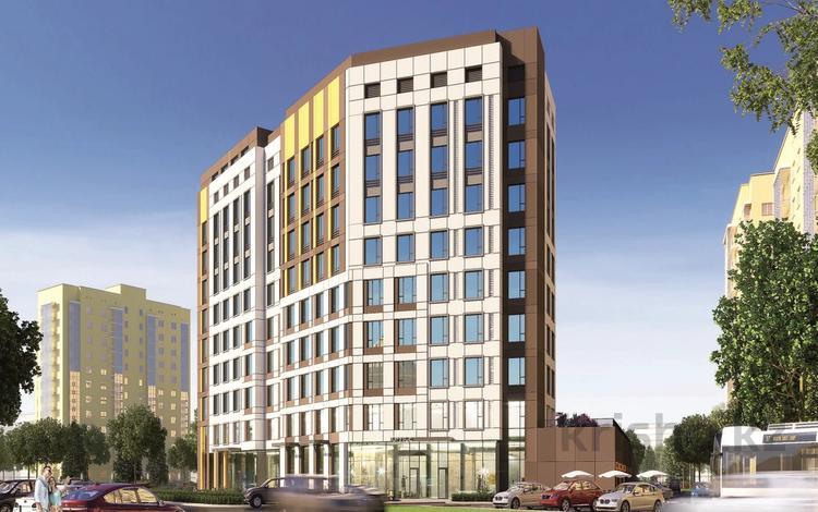 1-комнатная квартира, 34.9 м², Бейсековой — Жамбыла за ~ 9.4 млн 〒 в Нур-Султане (Астана)