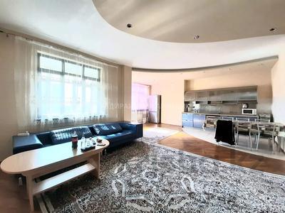 3-комнатная квартира, 140 м², 6/10 этаж помесячно, проспект Достык — Сатпаева за 300 000 〒 в Алматы, Медеуский р-н