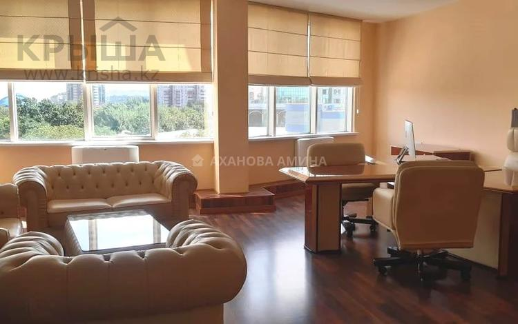 Офис площадью 113 м², Желтоксан — М.Ганди за 500 000 〒 в Алматы, Бостандыкский р-н