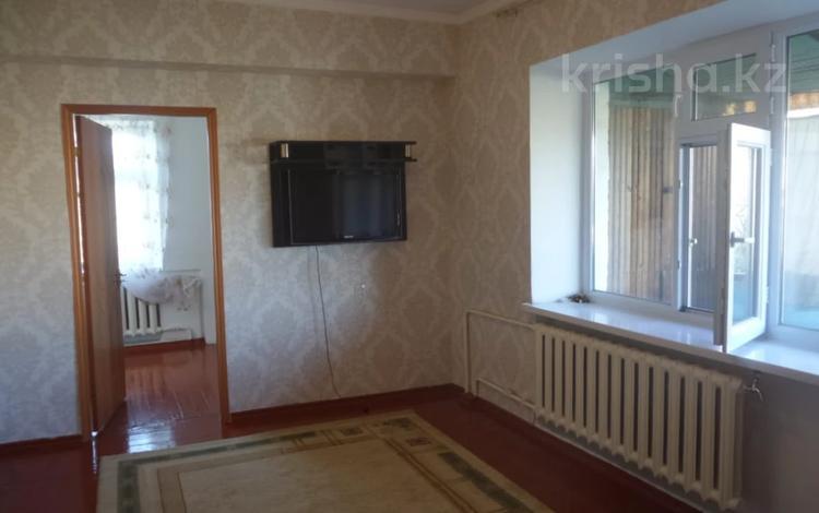 2-комнатная квартира, 51 м², 4/4 этаж, проспект Жамбыла за 11.2 млн 〒 в Таразе