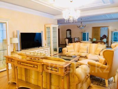 7-комнатная квартира, 310 м², 7/9 этаж, Желтоксан 1 — Ирченко за 137 млн 〒 в Нур-Султане (Астана), Сарыарка р-н