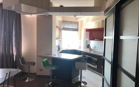 4-комнатная квартира, 160 м², 10 этаж помесячно, Кабанбай батыра 87 — проспект Абылай Хана за 650 000 〒 в Алматы, Алмалинский р-н