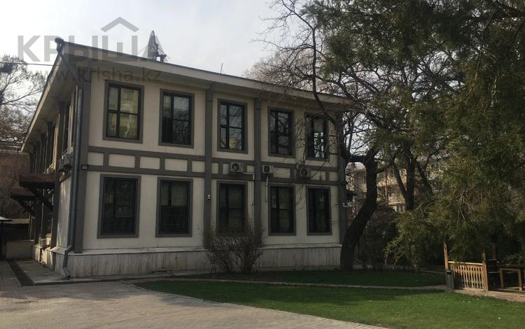 Здание, Кабанбай Батыра — Пушкина площадью 800 м² за 4 млн 〒 в Алматы, Медеуский р-н
