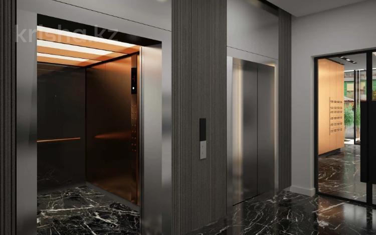 3-комнатная квартира, 76.97 м², 11/16 этаж, Гагарина 233 за ~ 43.3 млн 〒 в Алматы, Бостандыкский р-н