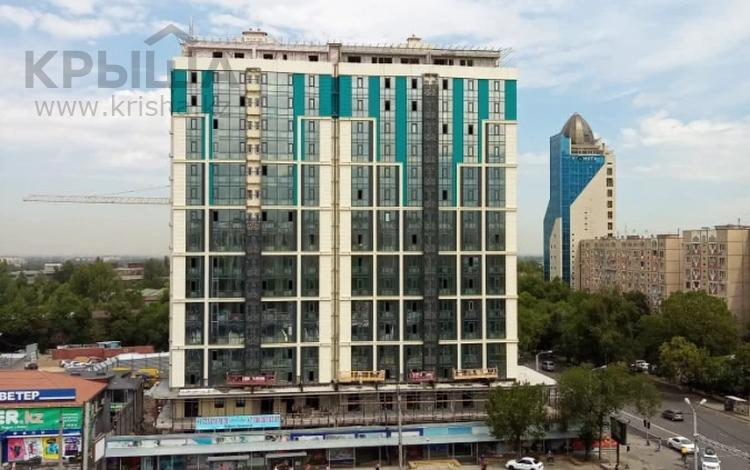 2-комнатная квартира, 57.5 м², 11/17 этаж, Толе би 181 — Ауэзова за ~ 21.9 млн 〒 в Алматы, Алмалинский р-н