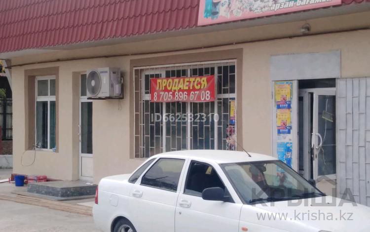 Магазин площадью 270 м², 4-й микрорайон, 4-й микрорайон 12 — Кабылбеков за 26 млн 〒 в Шымкенте, Абайский р-н