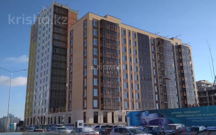 2-комнатная квартира, 65.3 м², 3/10 этаж, Мухамедханова 12Б за 20.9 млн 〒 в Нур-Султане (Астана), Есиль р-н