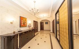 4-комнатная квартира, 250 м², 11/13 этаж помесячно, Достык 13 за 450 000 〒 в Нур-Султане (Астана), Есиль р-н