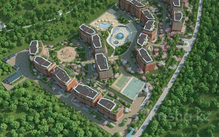 4-комнатная квартира, 123.6 м², Арайлы 12 за ~ 61.2 млн 〒 в Алматы