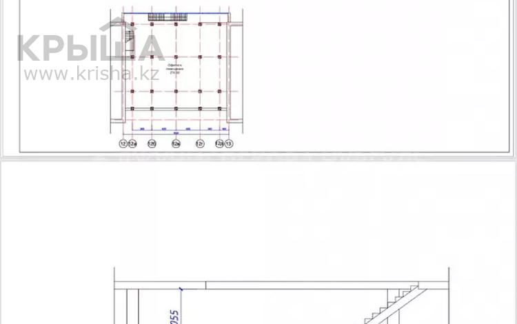 Здание, площадью 550 м², Сауран за 385 млн 〒 в Нур-Султане (Астана), Есиль р-н
