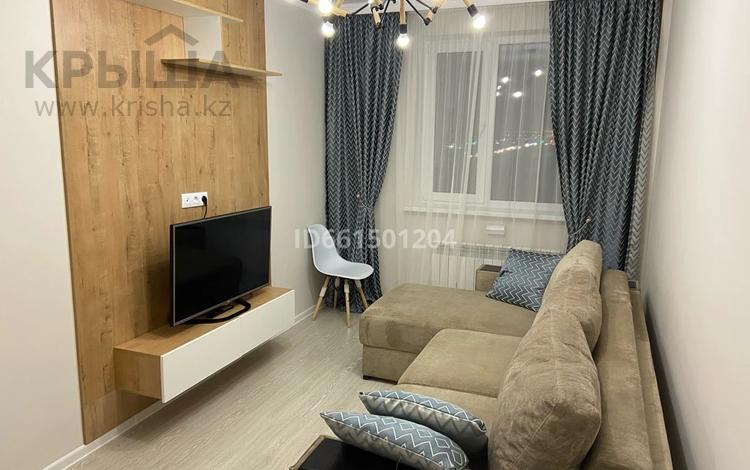 1-комнатная квартира, 40 м², 7/9 этаж посуточно, Е-10 ул 11 за 11 000 〒 в Нур-Султане (Астана), Есиль р-н