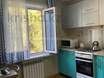 2-комнатная квартира, 51 м², 3/4 этаж, Клара Цеткин за 25 млн 〒 в Алматы, Турксибский р-н
