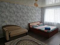1-комнатная квартира, 34 м², 3/5 этаж посуточно, Аль-Фараби 38 за 7 000 〒 в Костанае