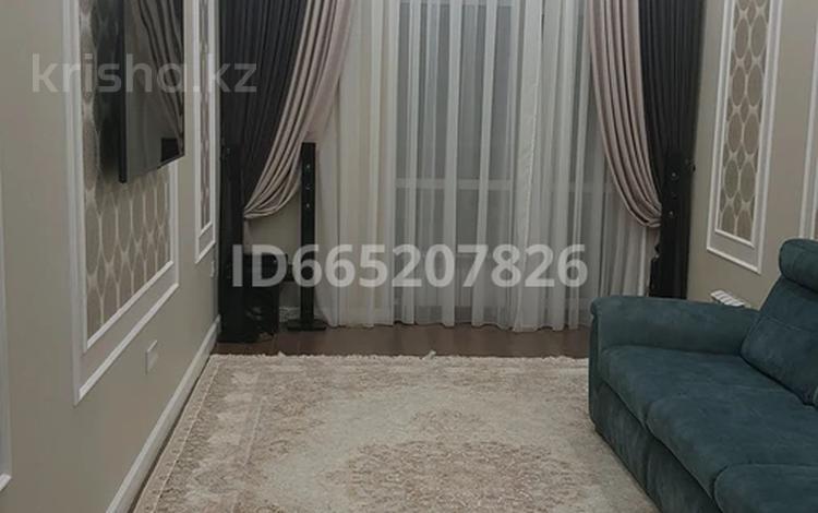 3-комнатная квартира, 81 м², 3/9 этаж, Е-809 1/1 за 46.5 млн 〒 в Нур-Султане (Астана), Есиль р-н