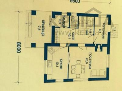 5-комнатный дом, 120 м², 8 сот., Мкр Достык ул. Айдарлы 1111 за 14 млн 〒 в Шымкенте, Каратауский р-н — фото 14