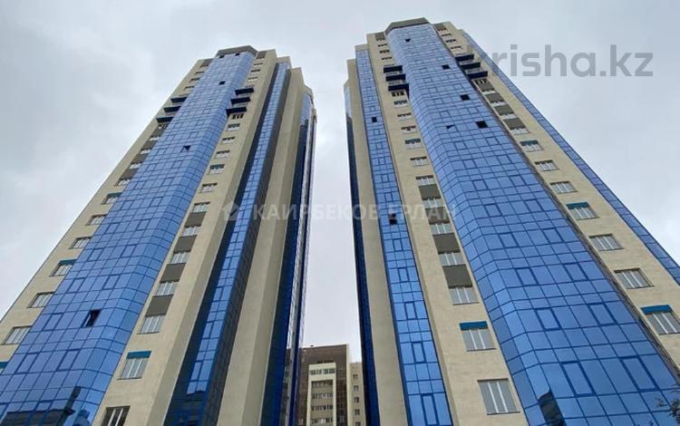 3-комнатная квартира, 110 м², 9/22 этаж, Абая 8 за 33.5 млн 〒 в Нур-Султане (Астана), Сарыарка р-н