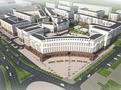 Офис площадью 149.13 м², проспект Мангилик Ел 35 за ~ 79.8 млн 〒 в Нур-Султане (Астана), Есиль р-н — фото 2