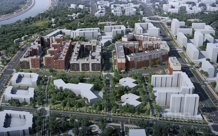 3-комнатная квартира, 91.6 м², Косшугулы 159 за ~ 23.8 млн 〒 в Нур-Султане (Астане)