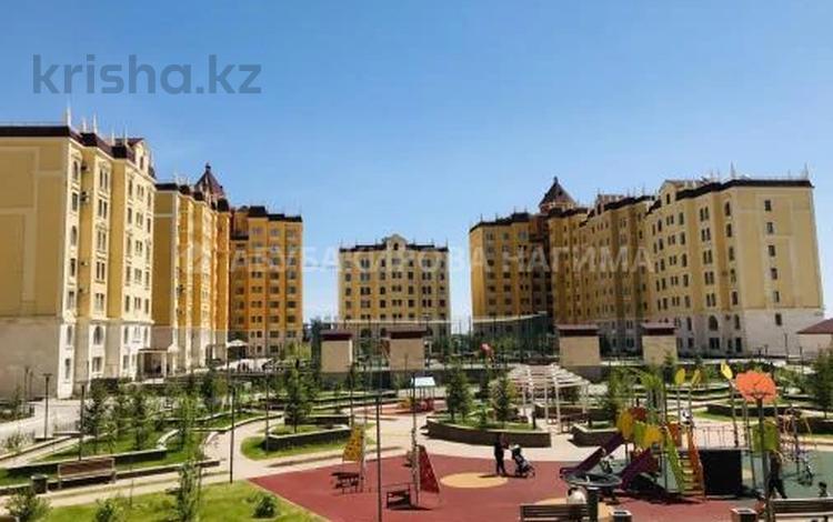 3-комнатная квартира, 98 м², 2/7 этаж, Тауелсиздик 21 за 55 млн 〒 в Нур-Султане (Астана), Алматы р-н