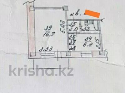 1-комнатная квартира, 30 м², 3/5 этаж, Чайкиной — Достык за 12.8 млн 〒 в Алматы, Медеуский р-н