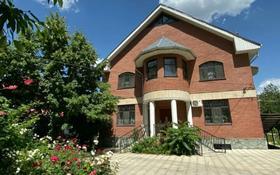 8-комнатный дом помесячно, 406 м², 12 сот., Мамыр 4 35 за 1.2 млн 〒 в Алматы, Ауэзовский р-н