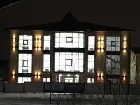 Здание, площадью 2300 м²