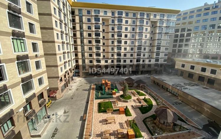 2-комнатная квартира, 67 м², 5/10 этаж помесячно, Бухар Жырау 35 за 200 000 〒 в Алматы, Алмалинский р-н