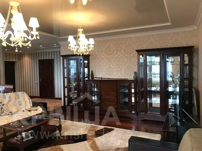 3-комнатная квартира, 123 м², 13/19 этаж, Альфараби 76 — Ходжанова за 57.4 млн 〒 в Алматы, Бостандыкский р-н