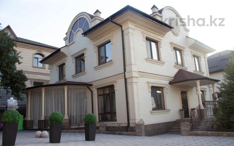 6-комнатный дом помесячно, 200 м², 8 сот., Мкр Ерменсай Тастемир 7 — Сандугаш за 1.2 млн 〒 в Алматы