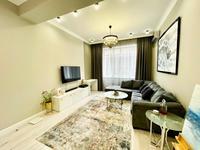 2-комнатная квартира, 76.7 м², мкр Юбилейный, Омаровой 31 за 49 млн 〒 в Алматы, Медеуский р-н